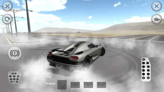 Future Luxury Car HD 1