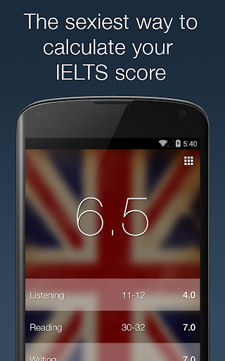 IELTS Score Calculator