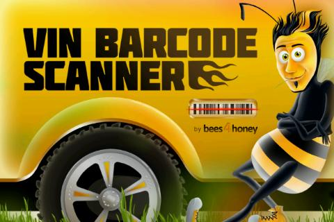VIN Barcode Scanner - screenshot