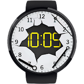 Crashed HD Watch Face