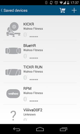 Wahoo Fitness: Workout Tracker  screenshots 5