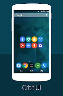Orbit UI - Icon Pack - screenshot thumbnail