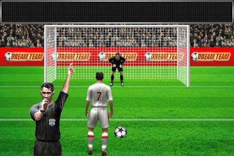 Football Penalty - Android Apps on Google Play