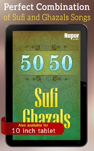 50 50 Sufi Ghazals