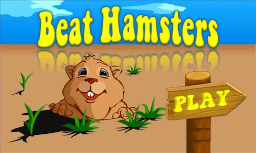 Free Beat Cute Hamsters - screenshot thumbnail