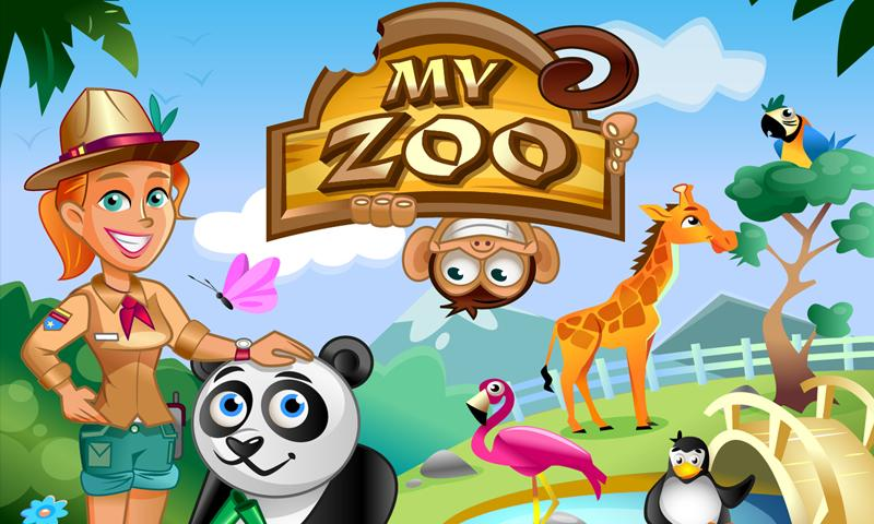 My Little Zoo FREE- screenshot