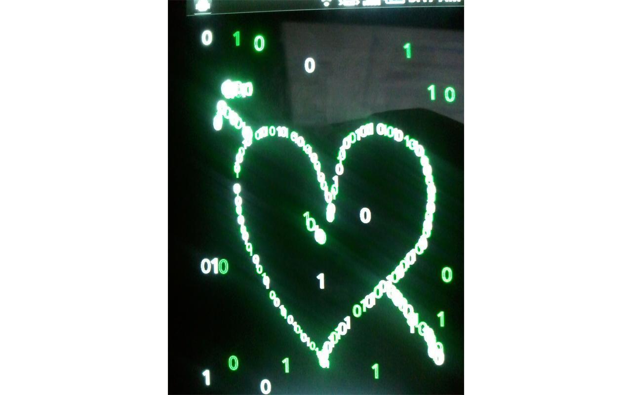 Binary Art- screenshot