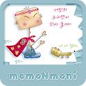 NK 카톡_모모N모니_슈퍼맨 카톡테마