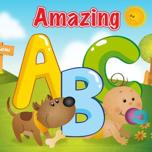 奇 妙 的 英文 字 母 (ABC) LOGO-APP點子