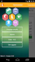 Screenshot of iBønn