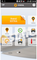 Screenshot of Statoil MoBilen