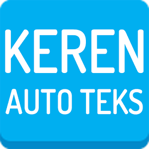 Auto Text Keren for Android for PC and MAC