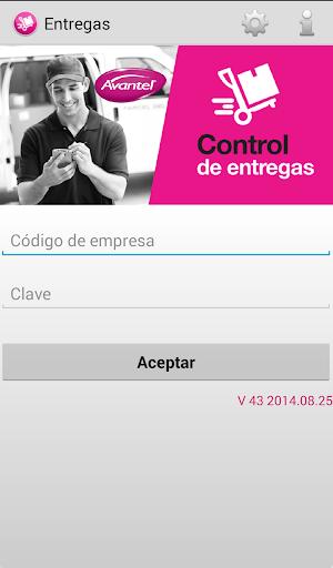 Control de Entregas
