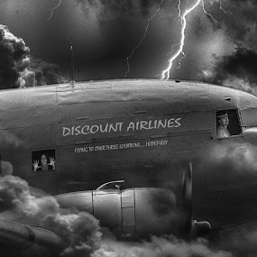 by Bruce Cramer - Typography Captioned Photos ( air, transport )