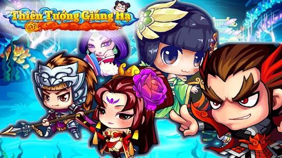 Thiên Tướng Giáng Hạ Online