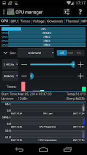 3C System Tuner- screenshot thumbnail