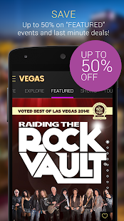 VEGAS (the app)- screenshot thumbnail