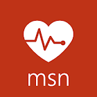 MSN Здоровье и фитнес icon