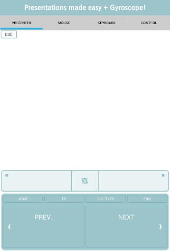Mouse Kit (Keyboard+Presenter) 1.9.2 screenshots 14