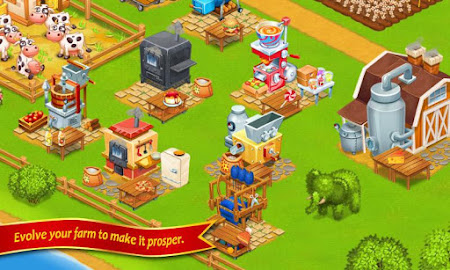 Farm Town:Happy City Day Story 1.64 screenshot 206210