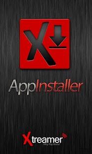 xApp Installer- screenshot thumbnail