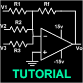Neg Gain Op Amp Tutorial