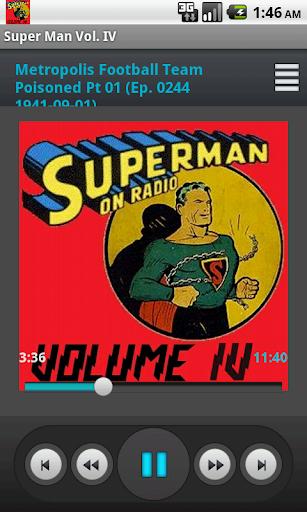 Superman Old Time Radio V004