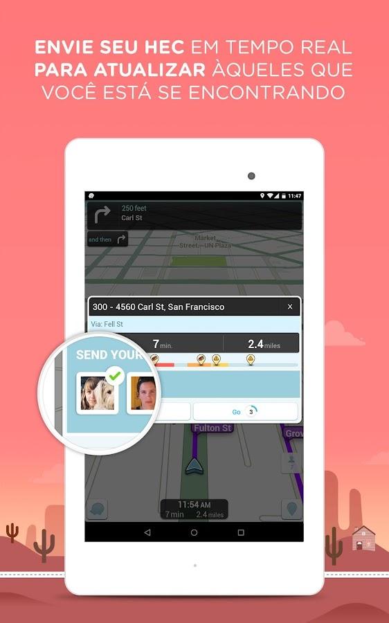 waze social gps maps traffic captura de tela. Black Bedroom Furniture Sets. Home Design Ideas