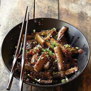 Chinese Spicy Garlic Eggplant (Yu Xiang Qie Zi)