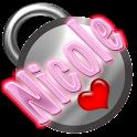 Nicole Name Tag logo