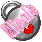 Nicole Name Tag
