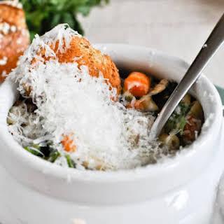 Spring Chicken Soup.
