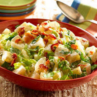 Bacon-Caesar Potato Salad Recipe