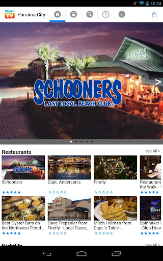 Beach TV - Panama City Beach 2.0.2 app download 1
