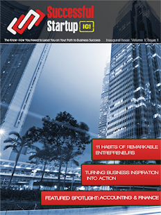SuccessfulStartup 101 Magazine- screenshot thumbnail
