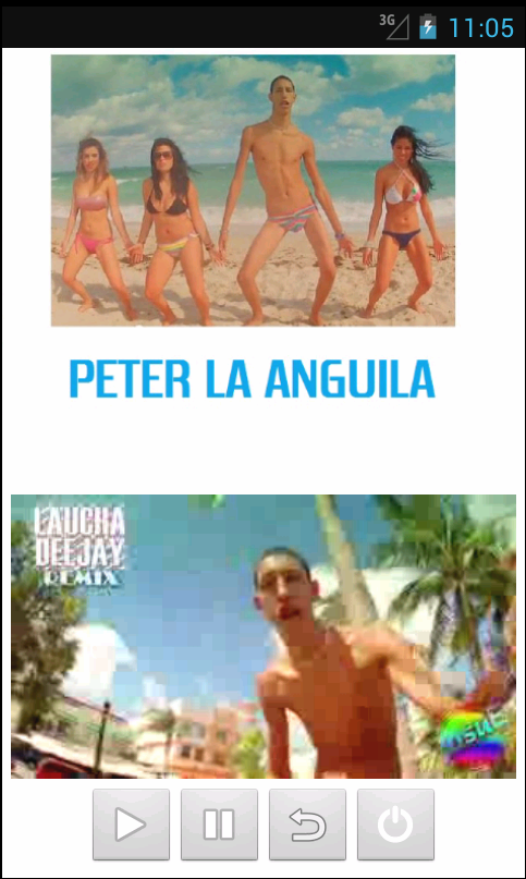 Peter La Anguila - screenshot