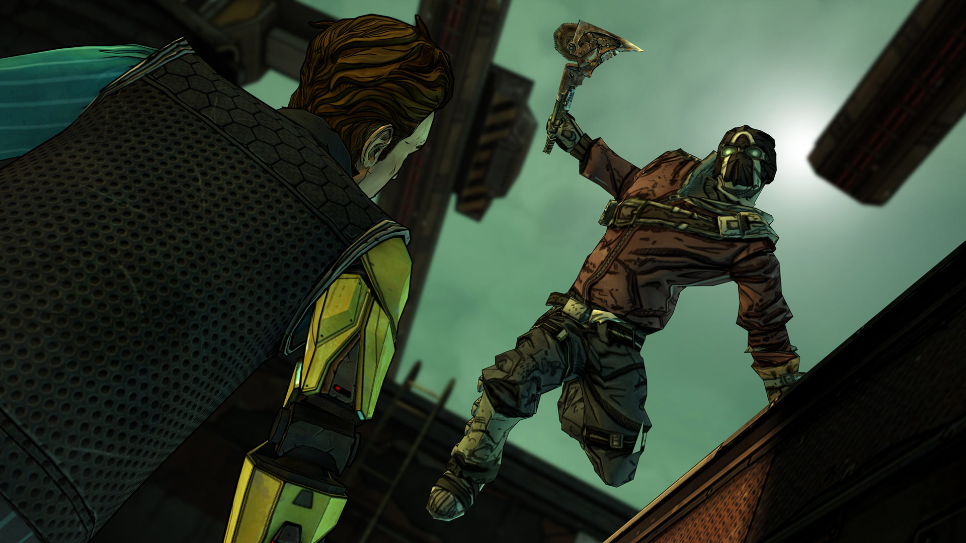 Tales from the Borderlands screenshot #14