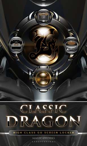 GO Locker Theme Classic Dragon