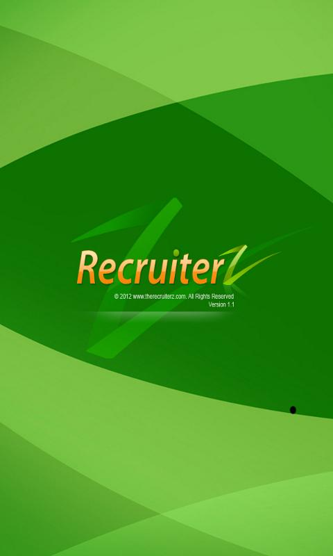 Recruiterz - screenshot