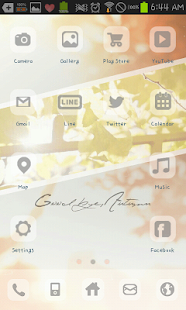Good bye autumn icon theme - screenshot thumbnail