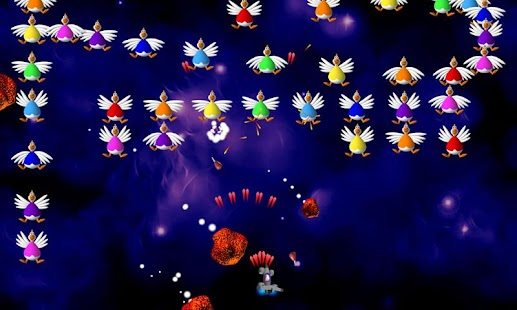 Chicken Invaders 2 - screenshot thumbnail