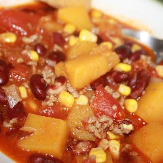 Pumpkin Stew.