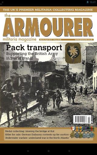 The Armourer