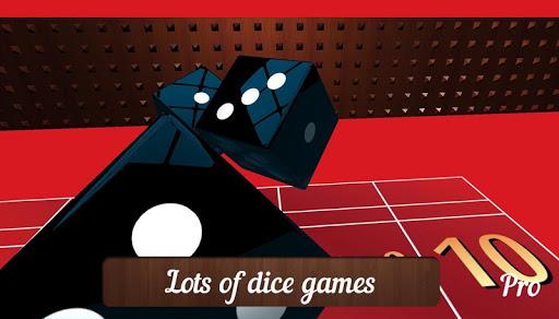 GODice 2 PRO Dice Board Game