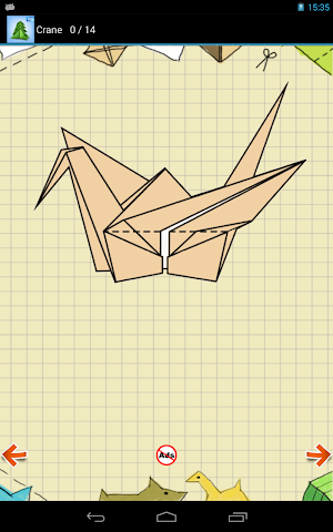 Screenshots for Origami Instructions Free