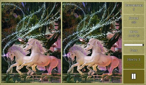 Hidden Difference - Unicorns