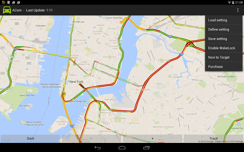 traffic info and traffic alert screenshot. traffic info and traffic alert  android apps on google play