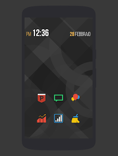 Naxos Taz - Icon Pack Screenshot