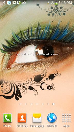 眼部化妆免费