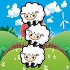 Stack The Sheep icon